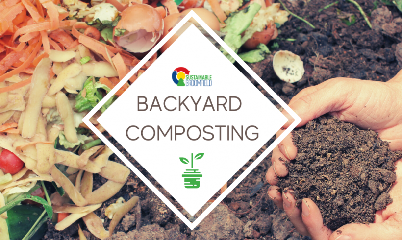 Steps to Start Backyard Composting