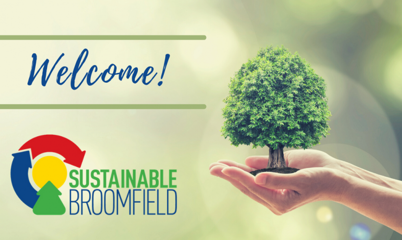Welcome to Sustainable Broomfield!