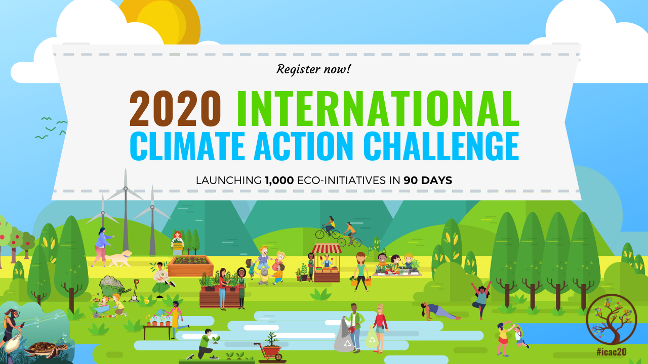 Climate Action Challenge: Start An Environmental Initiative in 90 Days