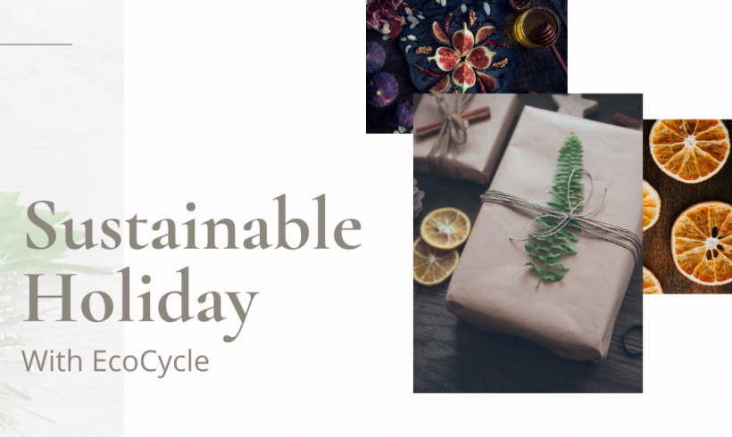 Sustainable Holiday with Eco-Cycle
