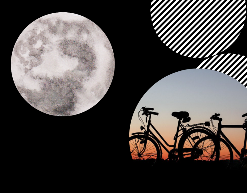 Full Moon Bicycle Ride