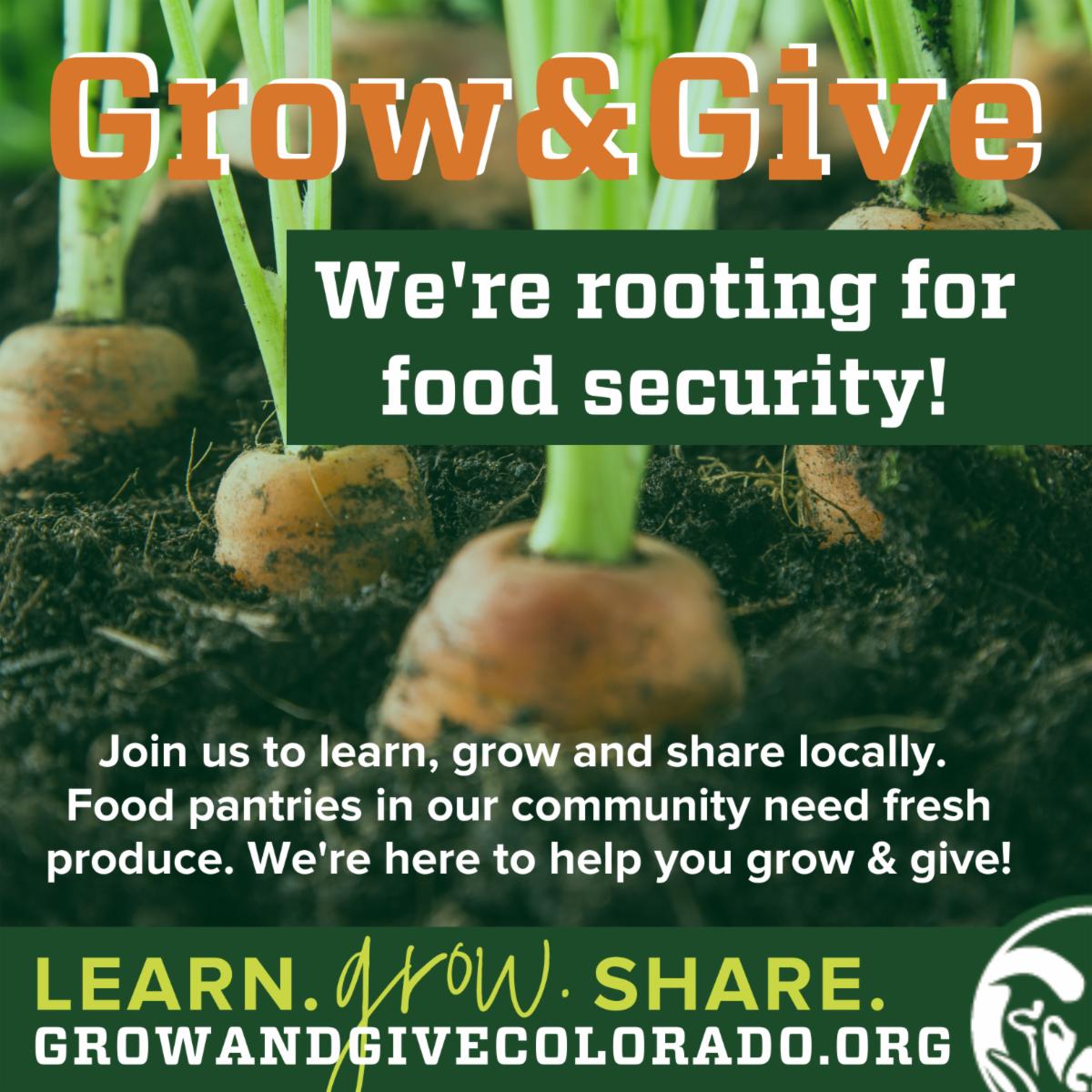 Grow and Give